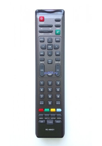 Пульт для телевизора ACER (Аксер, Асер) RC-48KEY