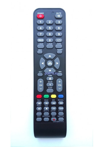 Пульт для телевизора Erisson (Эрисон, Эриссон) 2200-EDR