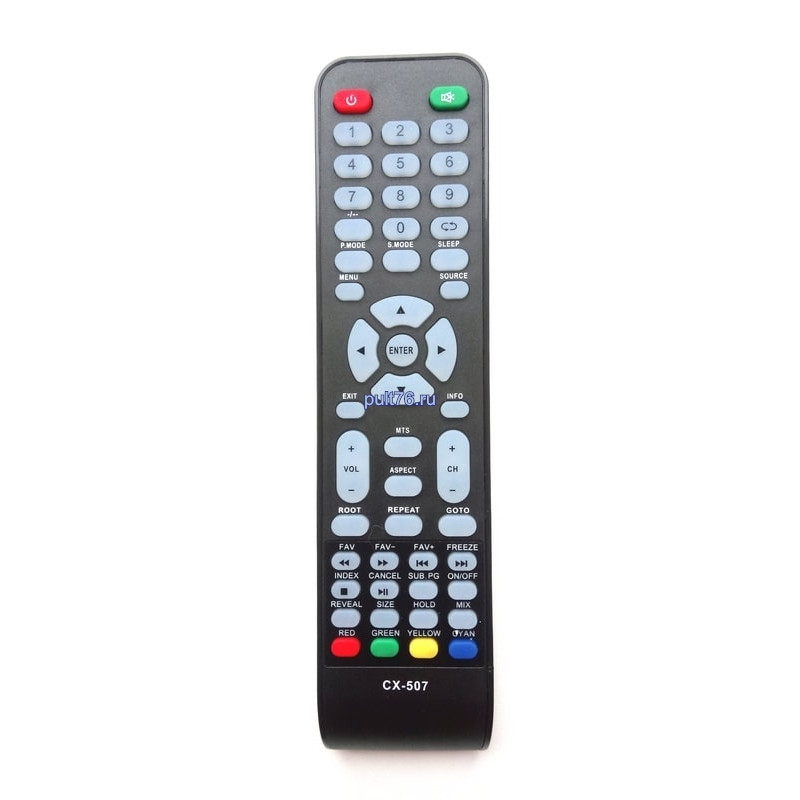 Пульт для телевизора Telefunken (Телефункен) CX-507