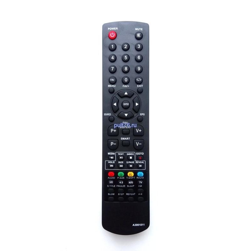 Пульт для телевизора Akai (Акай) A3001011