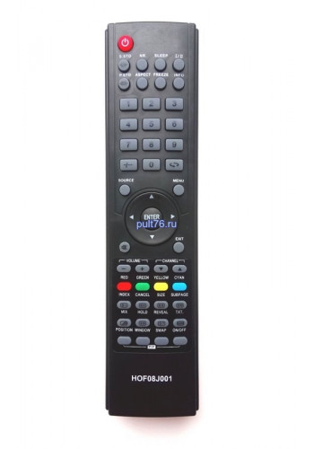 Пульт для телевизора Akai (Акай) HOF08J001 (LTA-32N576HCP)