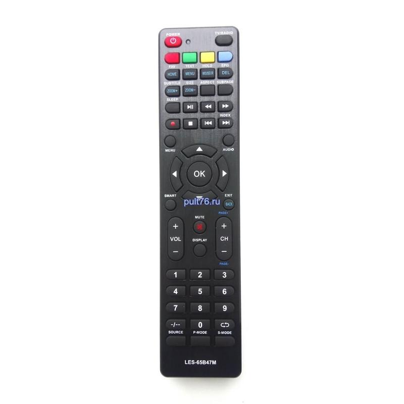 Пульт для телевизора Akai (Акай) LES-65B47M
