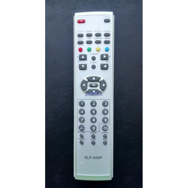 Пульт для телевизора Akai (Акай) SLP-006P