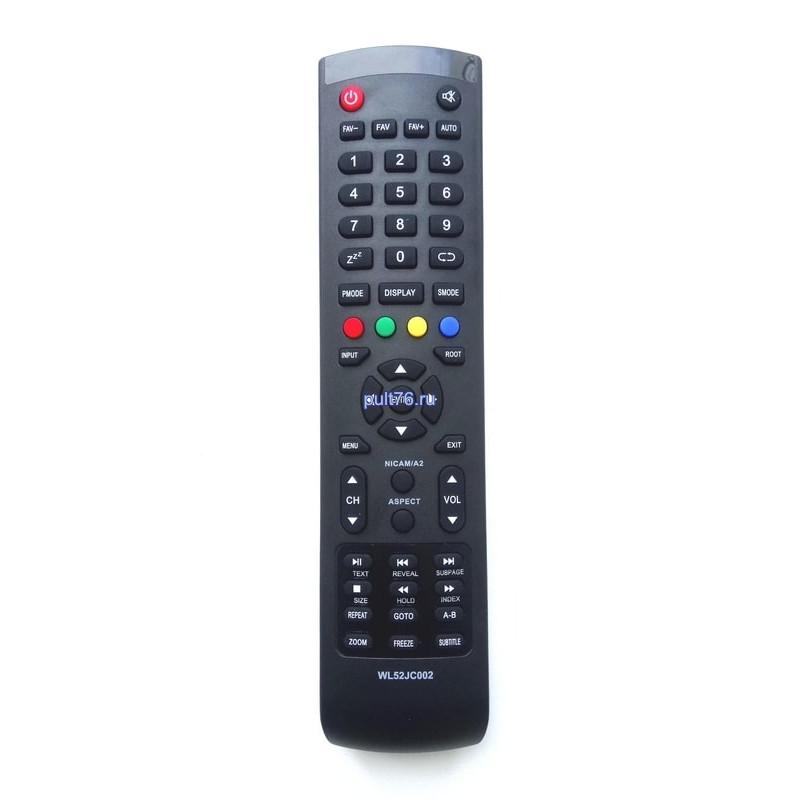 Пульт для телевизора Akai (Акай) WL52JC002