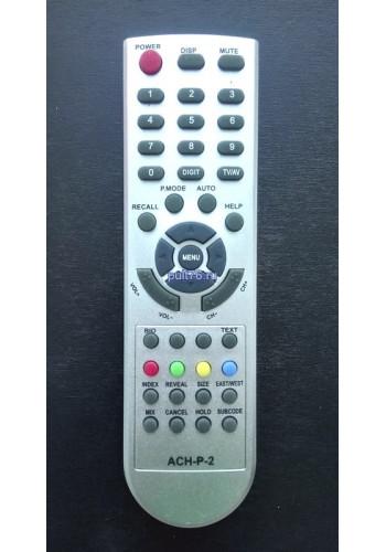 Пульт для телевизора Erisson (Эрисон, Эриссон) ACH-P-2