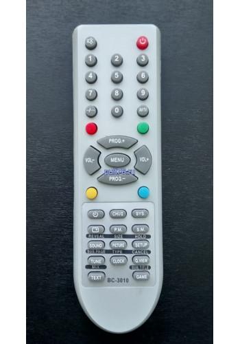 Пульт для телевизора Erisson (Эрисон, Эриссон) BC-3010-06R