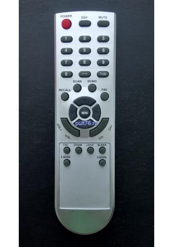 Пульт для телевизора Izumi (Изуми, Изюми) GRK34E-C56 (GRKF-C25)