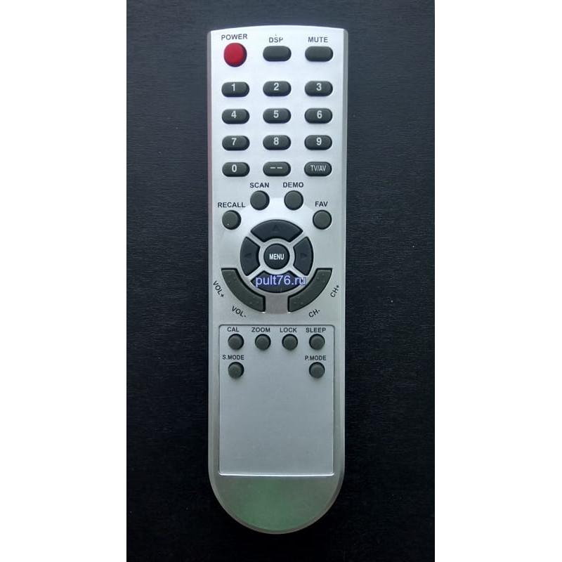 Пульт для телевизора Erisson  GRK34E-C56 (GRKF-C25)