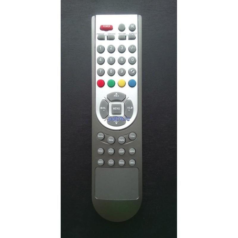 Пульт для телевизора Akira (Акира) IR-03B LCT-19V82ST