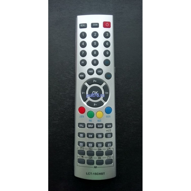 Пульт для телевизора Oniks (Оникс) KLC5A-C12 (LCT-15CHST) (TVD21)
