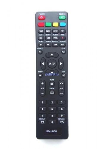 Пульт для телевизора Leff (Леф, Лефф) RS41-DCG