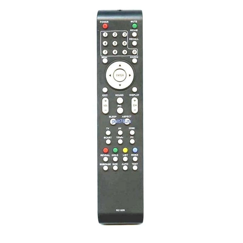 Пульт для телевизора BBK (ББК) RC-1529 (KT6949)