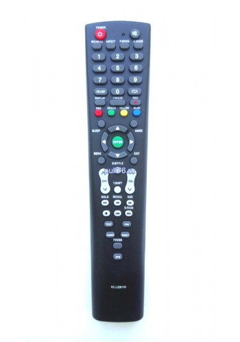 Пульт для телевизора BBK (ББК) RC-LEM100/LEM-101