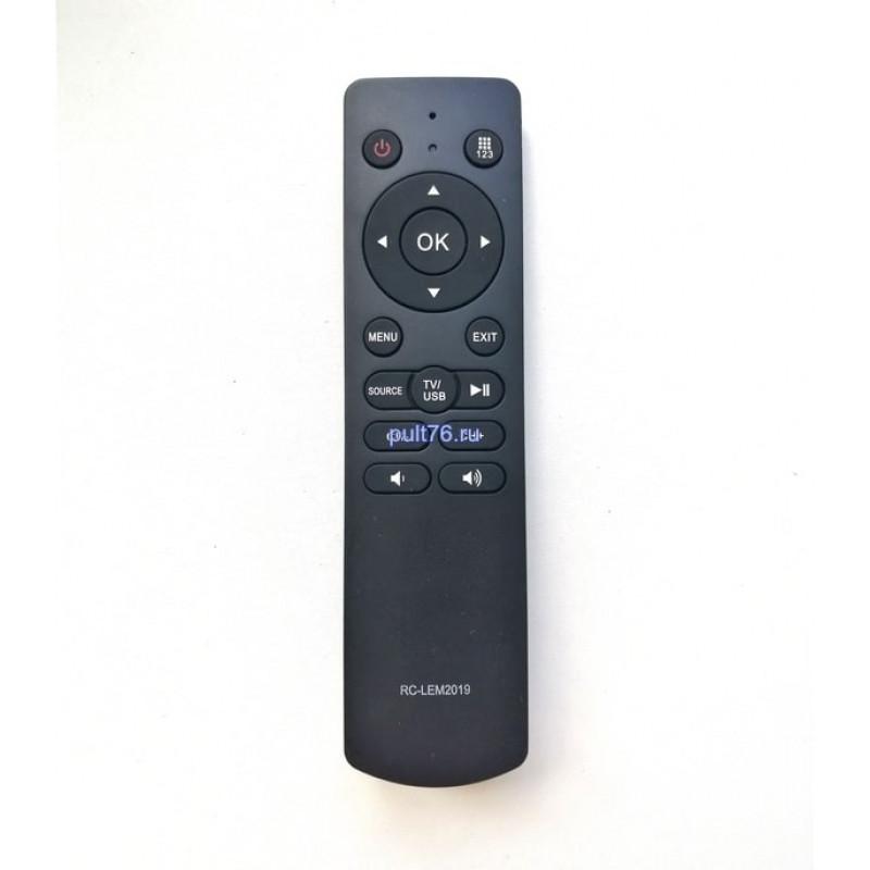 Пульт для телевизора BBK RC-LEM2019