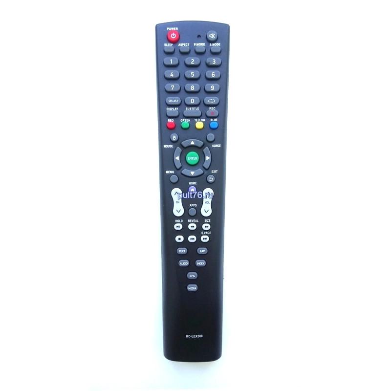 Пульт для телевизора BBK (ББК) RC-LEX500