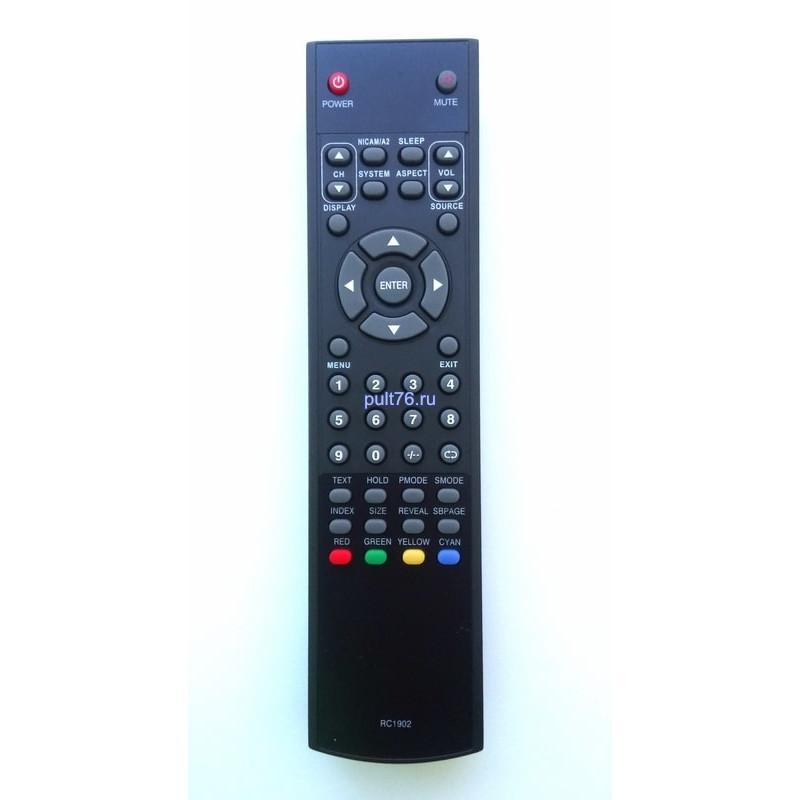 Пульт для телевизора Shivaki (Шиваки) LT2428