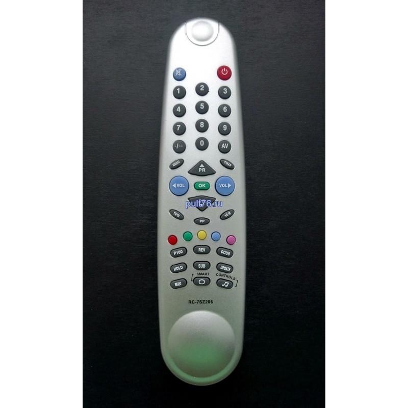 Пульт для телевизора Beko (Веко) 7SZ206