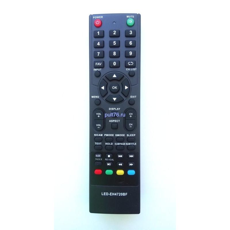 Пульт для телевизора Orion (Орион) LED-EH4720BF