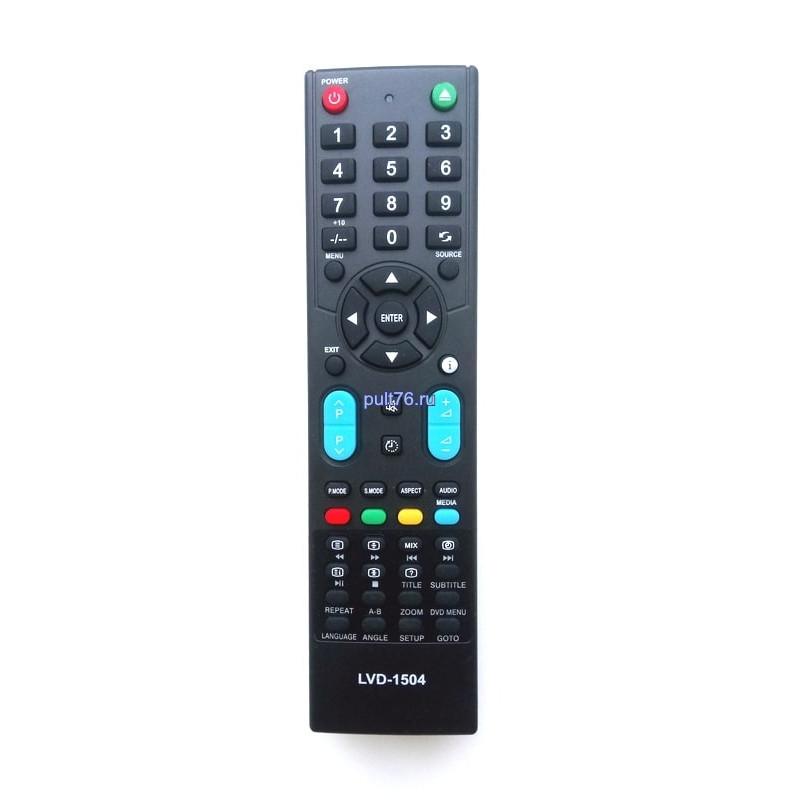 Пульт для телевизора Cameron (Камерон) LVD-1504