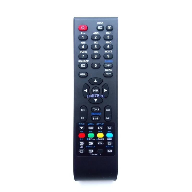 Пульт для телевизора Fusion (Фьюжен) GHK-4421A
