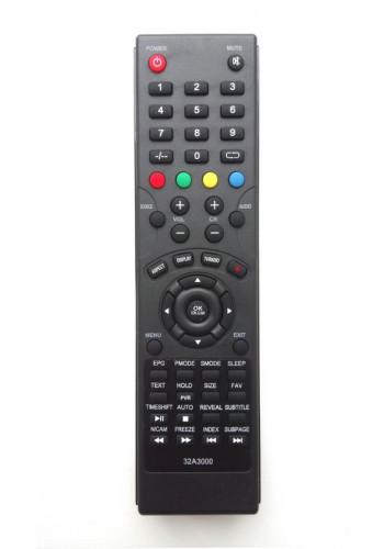 Пульт для телевизора DEXP (Дексп, Дехп) XHY918, 32A3000 32A3100