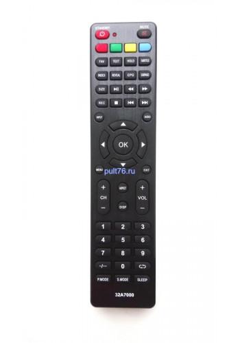 Пульт для телевизора DEXP (Дексп, Дехп) 32A7000