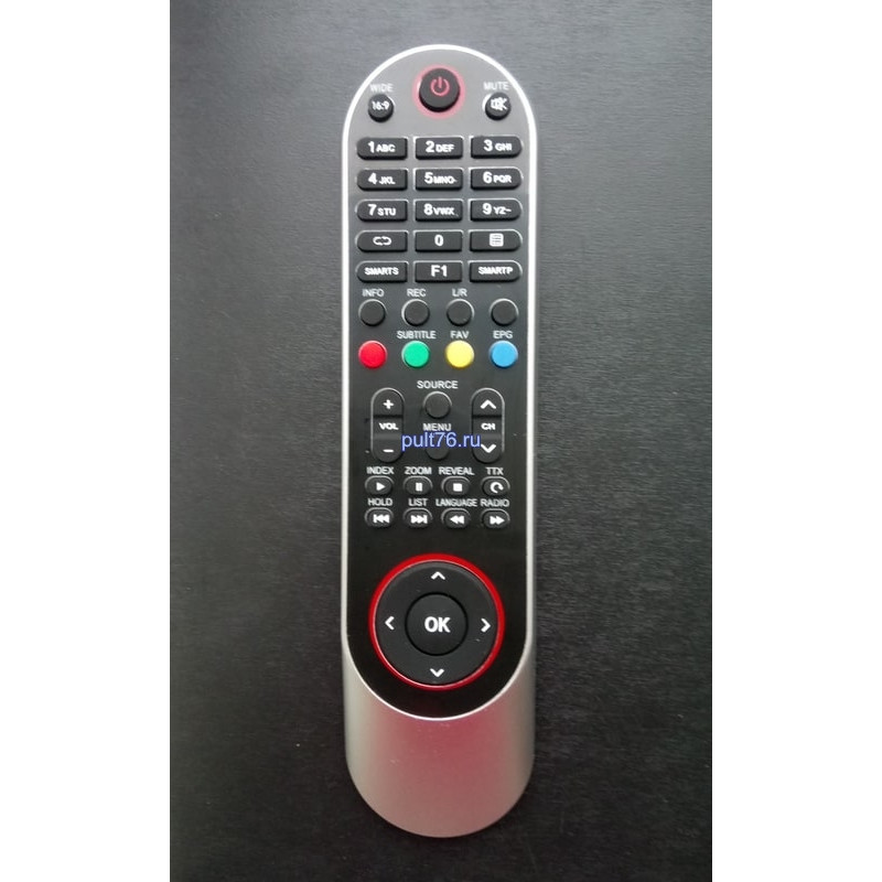Пульт для телевизора DEXP (Дексп, Дехп) 40A7100