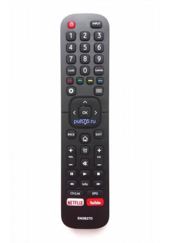 Пульт для телевизора DEXP (Дексп, Дехп) EN2B27D