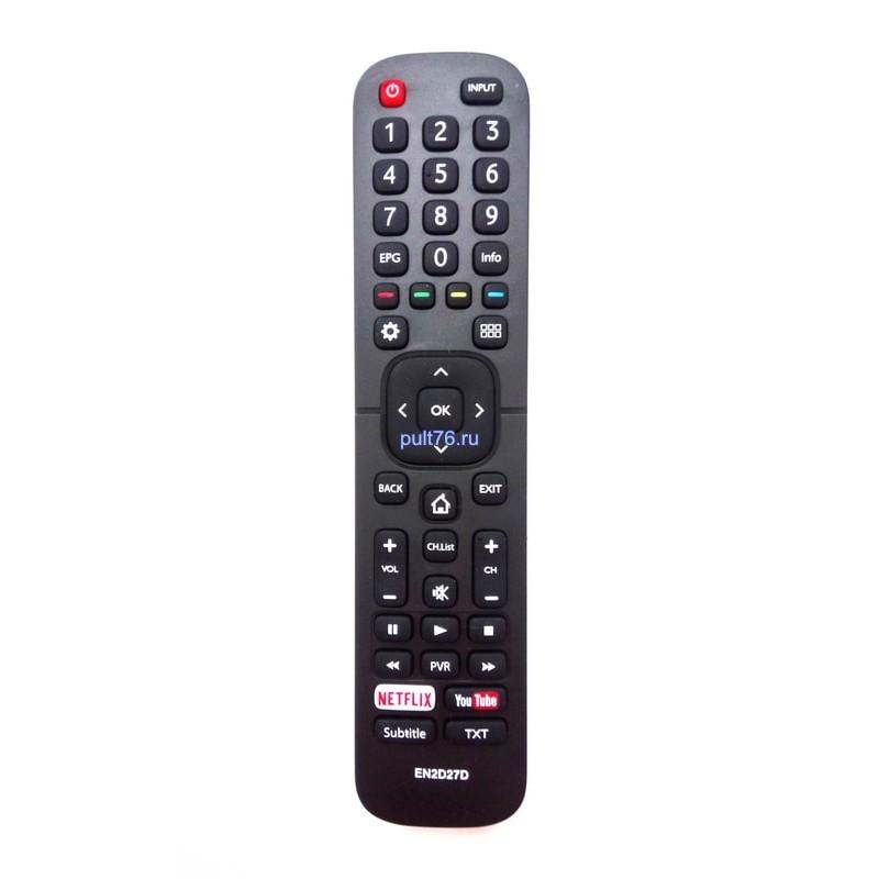 Пульт для телевизора DEXP (Дексп, Дехп) EN2D27D