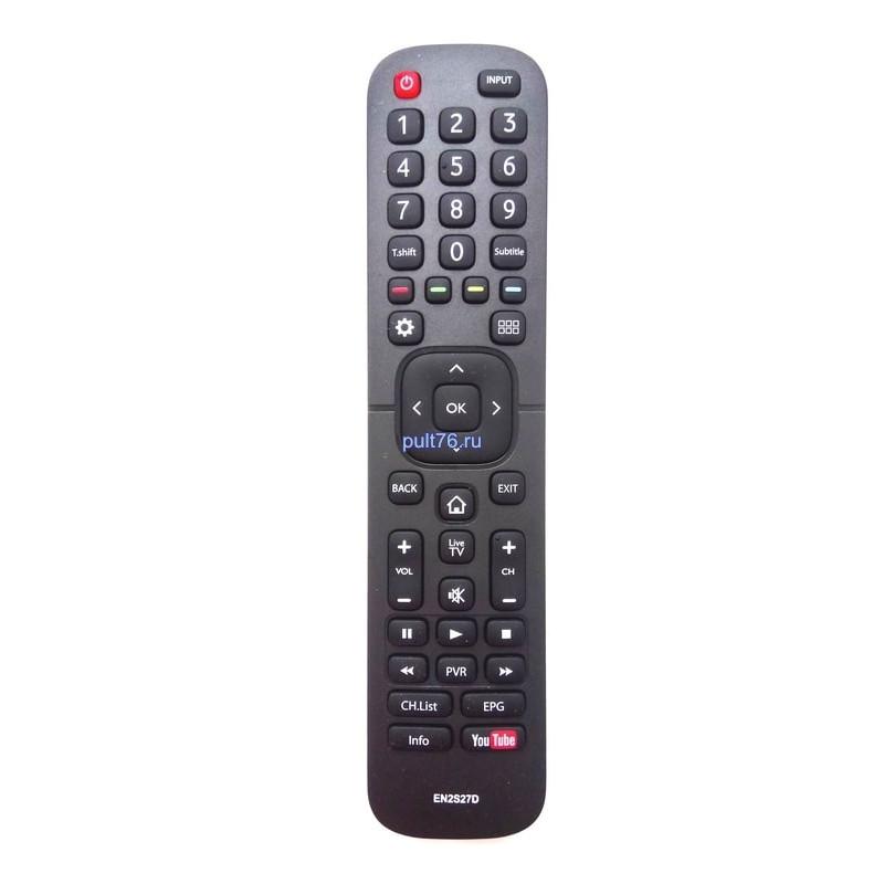 Пульт для телевизора DEXP (Дексп, Дехп) EN2S27D
