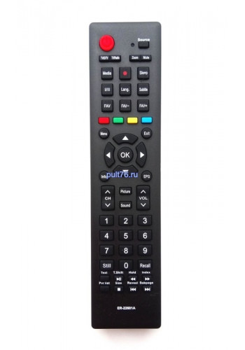 Пульт для телевизора Океан (Ocean, Okean) ER-22601A (F40B7000H)
