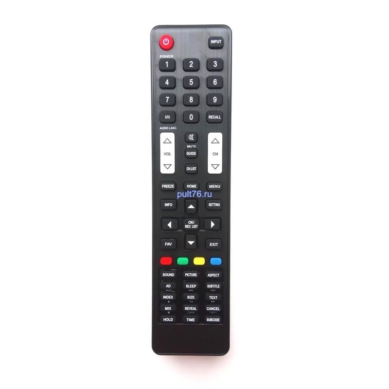Пульт для телевизора DEXP (Дексп, Дехп) H32B8200K