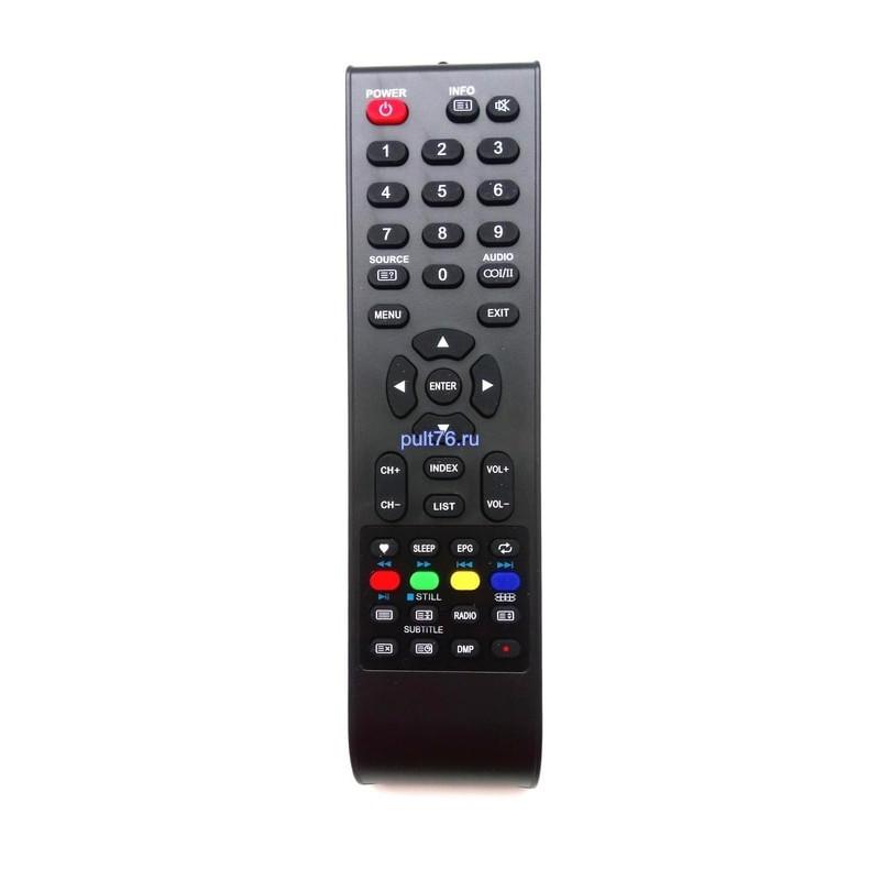 Пульт для телевизора DEXP (Дексп, Дехп) JKT-62C (H20C3200C)