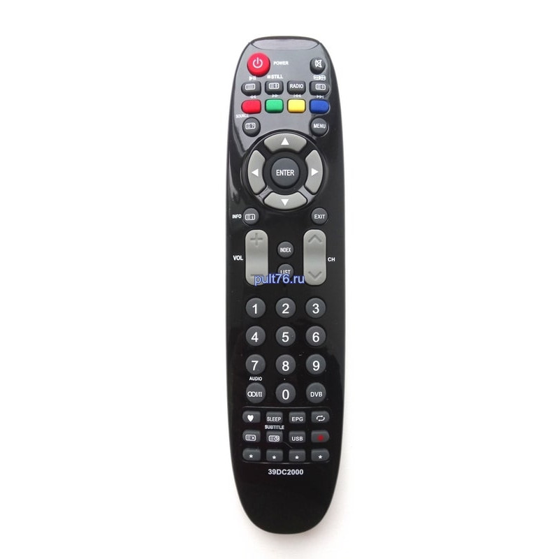 Пульт для телевизора Doffler (Дофлер, Доффлер) C39DC2000, C28DC2000