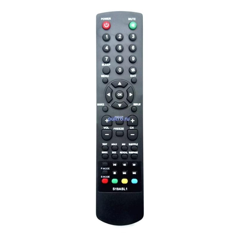 Пульт для телевизора DNS (ДНС) S19ASL1