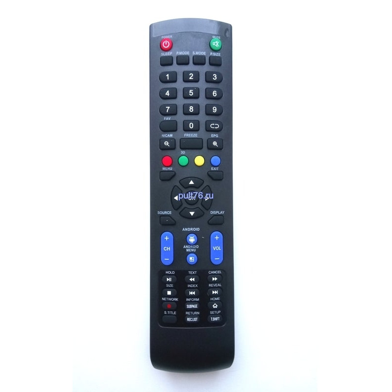 Пульт для телевизора DNS (ДНС) S32DS90/ S39DSB1