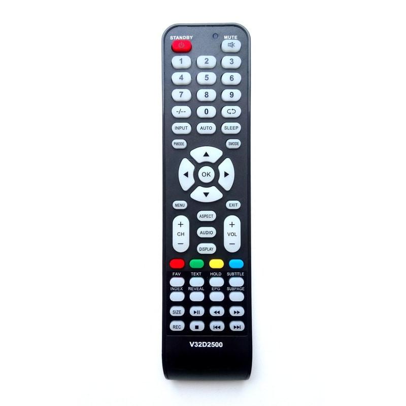 Пульт для телевизора DNS (ДНС) V32D2500/V40D8200