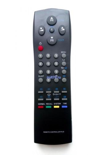 Пульт для телевизора Daewoo (Дэу) R-22