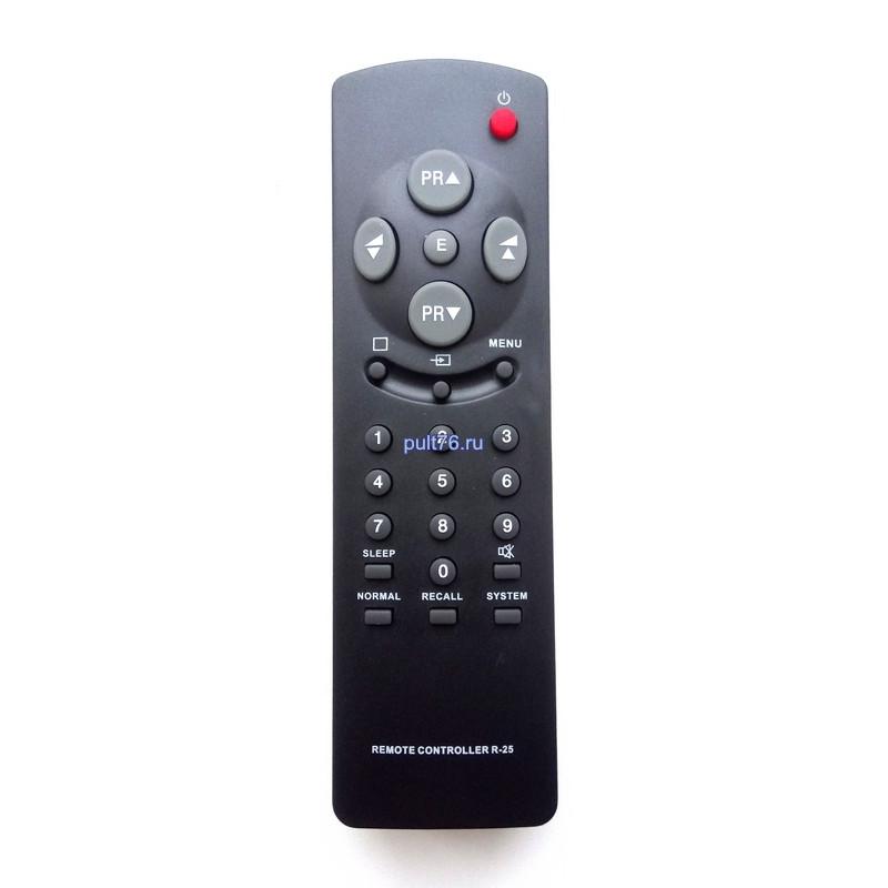 Пульт для телевизора Daewoo (Дэу) R-25