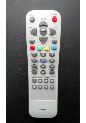 Пульт для телевизора Daewoo (Дэу) R-47B04
