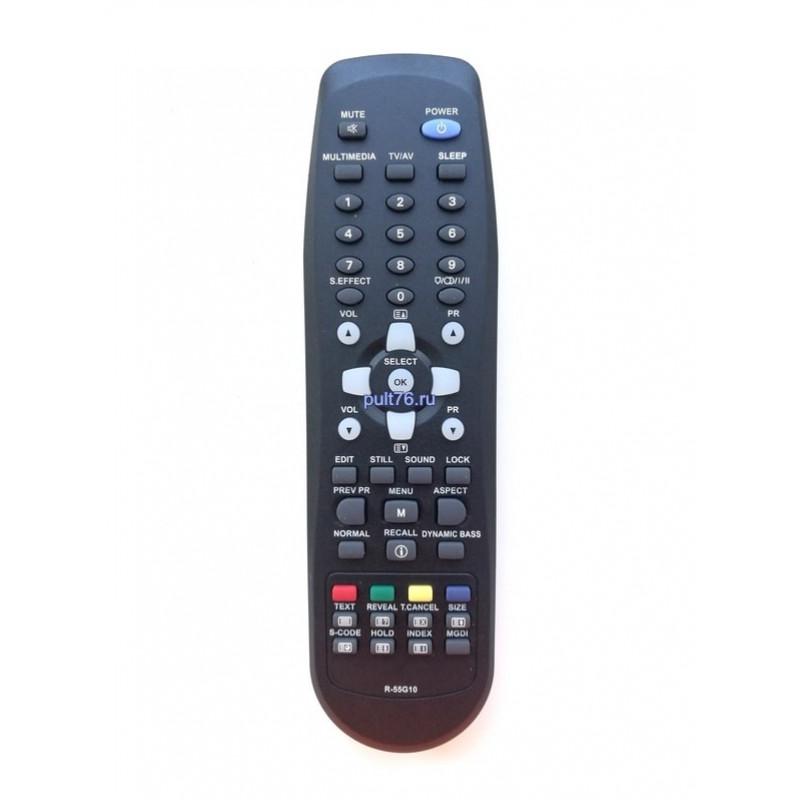 Пульт для телевизора Blauren R-55G10