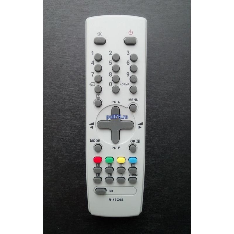 Пульт для телевизора Daewoo (Дэу) R49C05/R49C07/R49C10