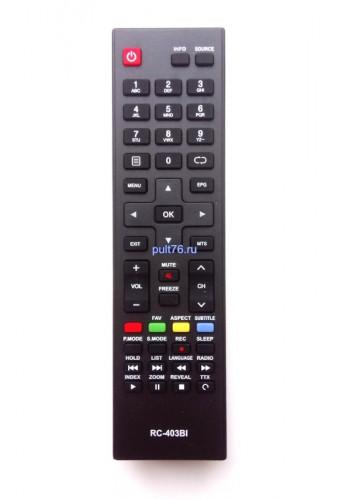 Пульт для телевизора Daewoo (Дэу) RC-403BI LCD TV