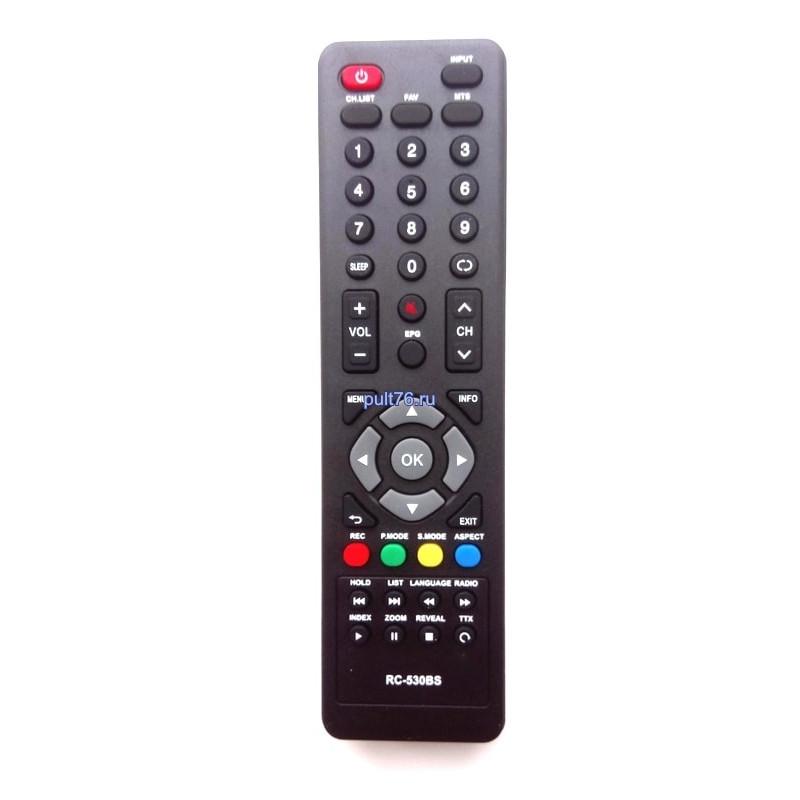 Пульт для телевизора Daewoo (Дэу) RC-530BS LCD TV