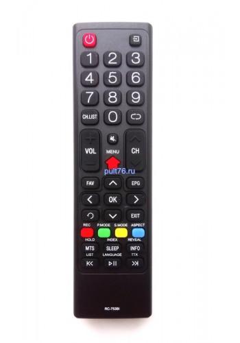 Пульт для телевизора Daewoo (Дэу) RC-753BI