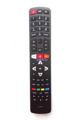 Пульт для телевизора Daewoo (Дэу) RC-850PT LCD SMART TV