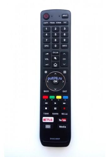 Пульт для телевизора Doffler (Дофлер, Доффлер) EN3C39DF