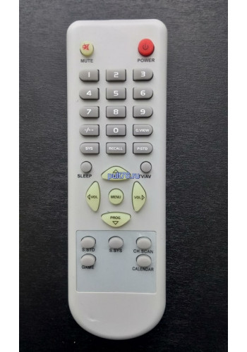 Пульт для телевизора Elenberg (Эленберг, Еленберг) 35009268 (35009168/KK-Y294F)