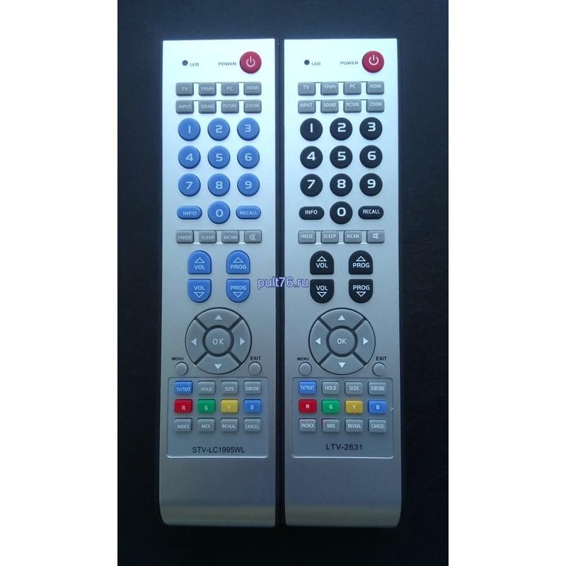 Пульт для телевизора Aiwa (Айва) LTV-2231