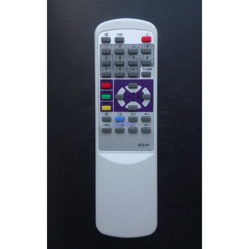 Пульт для телевизора Erisson  AT2-01 (2185F)